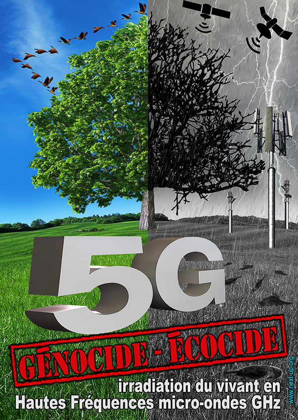 5G Genocide Ecocide 850